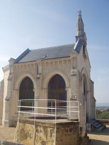 Chapelle St Hugues à Bel Air (Wilaya de Batna)