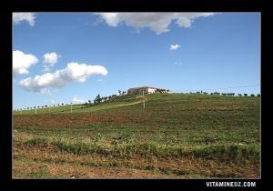 مزرعة استعمارية بضواحي قرية شباط اللحم