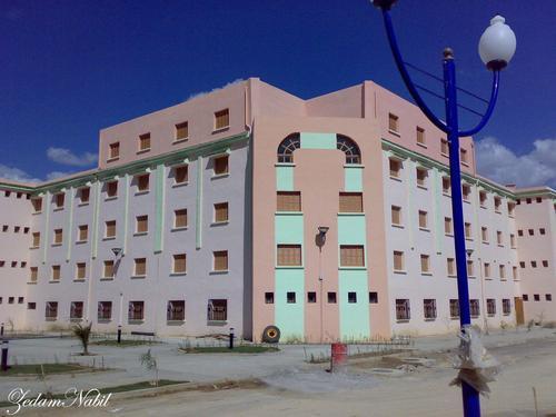 La nouvelle cité universitaire 2000 lits HAMLA (Wilaya de Batna)