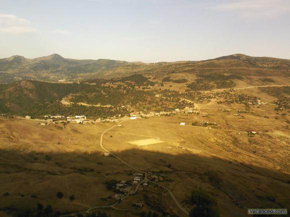صورة لبلدية أولاد عسكر
