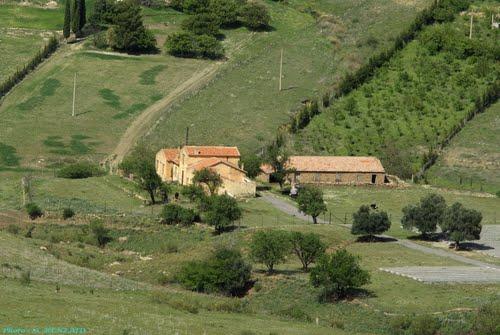 Maison foresti�re dans la commune de Oued el Ma