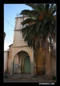 المسجد القديم لبلدية تسالة