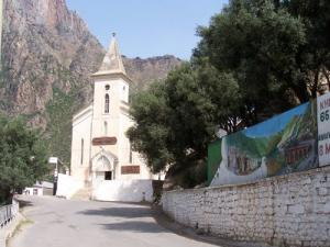 Ancienne église de la commune de Kherrata