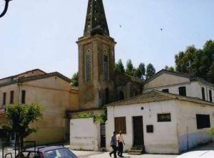 Ancienne église de la commune d'El Kseur