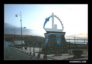 مدخل ميناء أرزيو