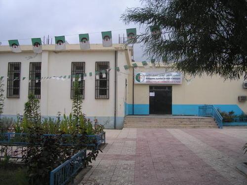 Mairie de Souk el Tenine