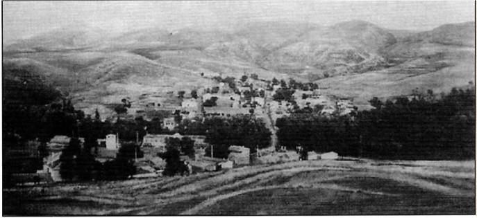 صورة قديمة لجبل