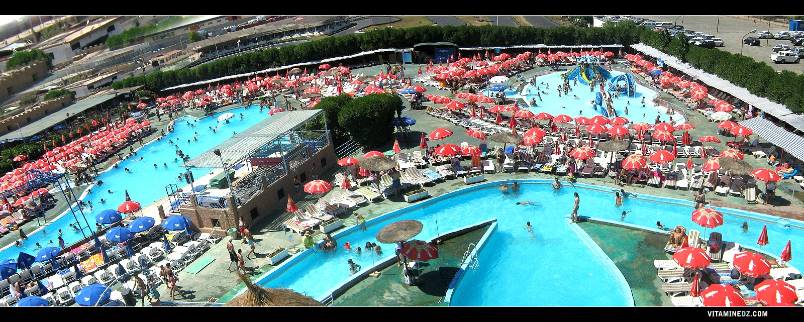 Aquaforland for Aquafortland alger piscine