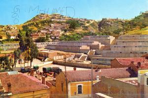 منظر شامل لمدينة قصر بخاري
