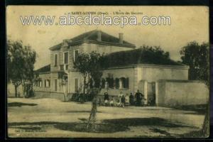 المدرسة الإبتدائية لمدينة زهانة (الفترة الإستعمارية)