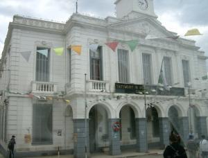 La Mairie de Béjaia