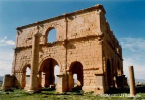 آثار رومانية ببلدية