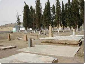 المقبرة اليهودي بعين البرد