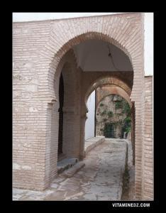 مدخل جامع سيدي بومدين