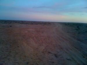 Desert de la commune Ourlel à Biskra