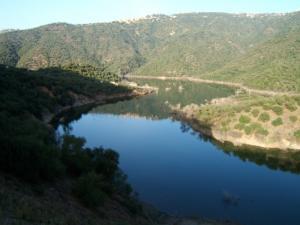 سد ولاية تيزي وزو