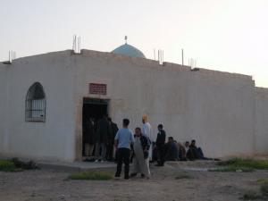 Un Marabout de Zeribet el Oued