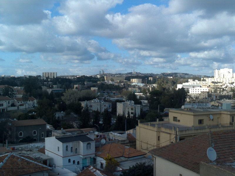 منظر من بلدية بن عكنون