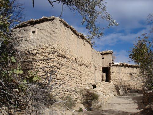 Ancienne bâtisse à Ain Zaatout