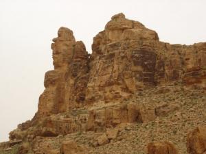 Montagne rocheuse de Ain Zaatout