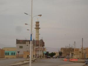 Centre ville de Zeribet el Oued