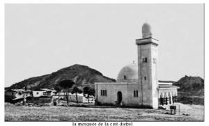 مسجد حي الجبل ببلدية ونزة