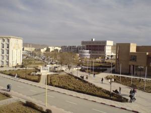 المركز الجامعي لمدينة باتنة