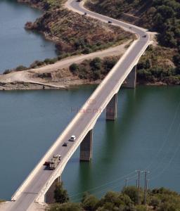 جسر تاكسبت ببلدية عزازڨة