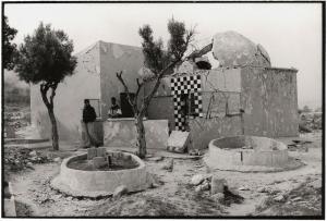 صورة قديمة لضريح سيدي بلال