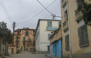شارع القنطرة يمدبنة قسنطينة