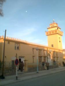 المسجد العتيق لمدينة سوق تعمان
