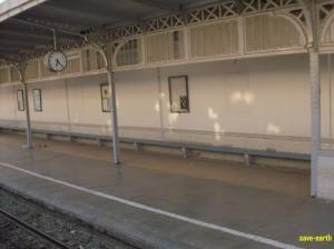 Gare de Blida -Salle d'attente