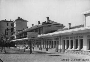 مدرسة فيكتور هيڨو في سنة 1950