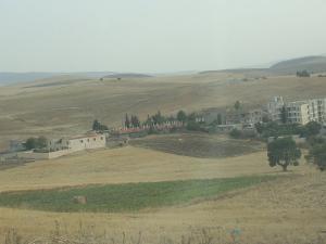 قرية رأس العقبة بولاية شلف
