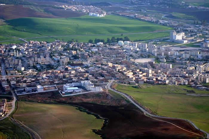 منظر شامل لمدينة فرجيوة