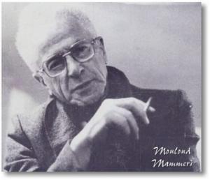 الكاتب الجزائري مولود معمري