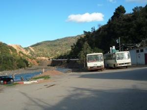 Station de Bus à Hammam Melopuane