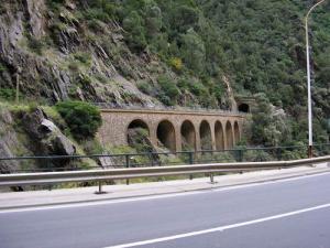 Chemin de fer (Commune de Chréa)