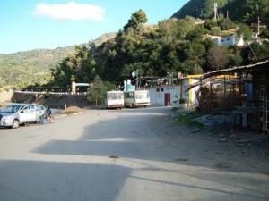 Station d'Autobus à Hammam Melouane