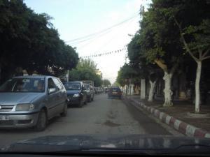 Rue Fenniche Ahmed à Meftah