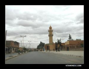 المسجد العتيق لبلدية حد الصحاري