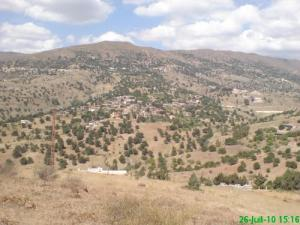 Paysage de M'âala (Wilaya de Bouira)