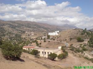 Paysage de Maalla,Ath Laâziz,Bouira