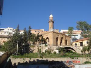 المسجد العتيق لمدينة تيارت