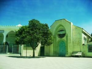 Ancienne église de Mchedallah - Ex Maillot -