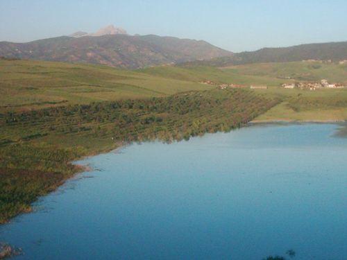 Le Barrage d'El Madjene