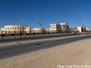 UNIVERSITÉ DE TAMANRASSET, ALGÉRIE (Pour une population de 178.949 habitants