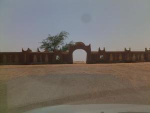 Porte de De Deghmacha