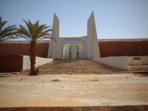 la Piscine municipale de In Salah