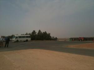 Près de l'Aéroport de In Salah